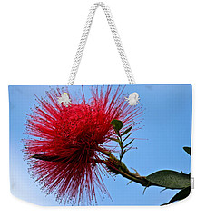 Lehua Blossom Weekender Tote Bag by Venetia Featherstone-Witty