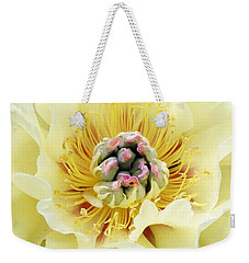 Lemonade Weekender Tote Bag