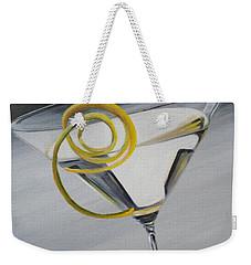 Lemontini Weekender Tote Bag