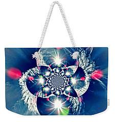 Lens Flare Weekender Tote Bag