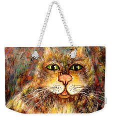 LEO Weekender Tote Bag by Natalie Holland