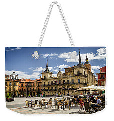 Leon City Hall Weekender Tote Bag