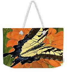 Lepidoptery Weekender Tote Bag by Joel Deutsch