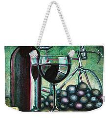 L'eroica Still Life Weekender Tote Bag