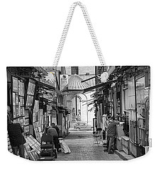 Les Artistes Weekender Tote Bag by Eunice Gibb