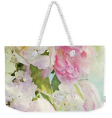 Les Fleurs Weekender Tote Bag