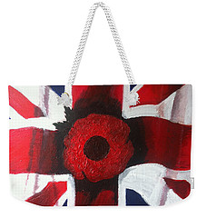 Lest We Forget Weekender Tote Bag