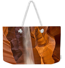 Weekender Tote Bag featuring the photograph Let The Light Shine by Bryan Keil