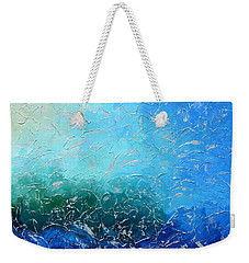 Let The Sea Roar With All Its Fullness Weekender Tote Bag