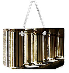 Weekender Tote Bag featuring the photograph Let The Sun Shine Through by Wendy Wilton