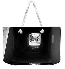 Lethbridge Underpass Weekender Tote Bag