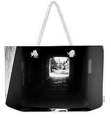 Lethbridge Underpass Weekender Tote Bag