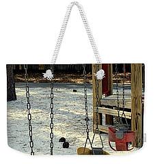 Let's Swing Weekender Tote Bag