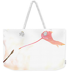 Letting Go Weekender Tote Bag by Jason Politte