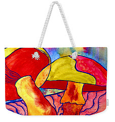Letting My Freak Flag Fly Weekender Tote Bag