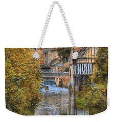 L'eure A Louviers Weekender Tote Bag