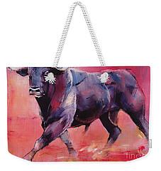 Levantado Weekender Tote Bag by Mark Adlington