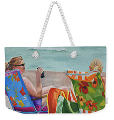 Ladies' Beach Retreat Weekender Tote Bag