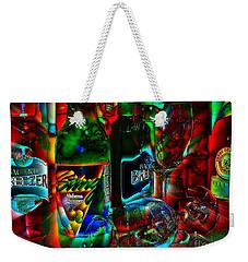 Libations Weekender Tote Bag