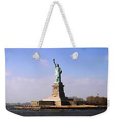 Liberty Island Weekender Tote Bag