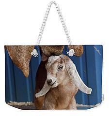 Licked Clean Weekender Tote Bag