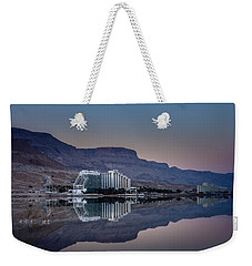 Life At The Dead Sea Weekender Tote Bag
