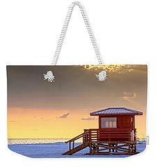 Life Guard 1 Weekender Tote Bag by Marvin Spates