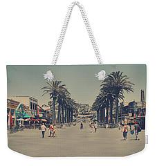 Life In A Beach Town Weekender Tote Bag