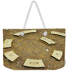 Life Is But A Dream Weekender Tote Bag