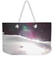 Spaced Out Weekender Tote Bag