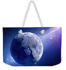 Lifeless Earth Weekender Tote Bag