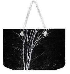 Life's A Birch No.2 Weekender Tote Bag