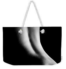 Light And Shadow Weekender Tote Bag by Joe Kozlowski