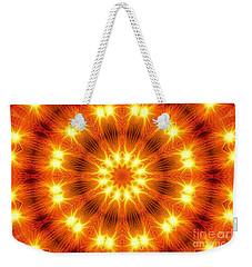 Light Meditation Weekender Tote Bag