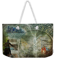 Light Of The New World Weekender Tote Bag