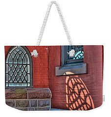 Light Shadows And Reflections Weekender Tote Bag by Gary Slawsky