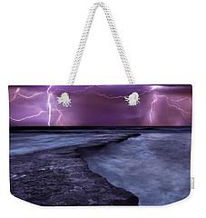 Light Symphony Weekender Tote Bag