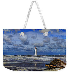 Lighthouse Weekender Tote Bag by Spikey Mouse Photography