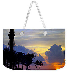 Lighthouse Point Sunrise 2 Weekender Tote Bag