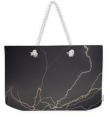 Lightning 6a Weekender Tote Bag