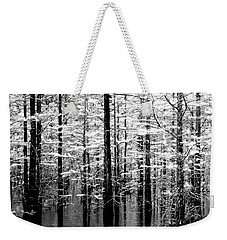 Lightning On The Wetlands Weekender Tote Bag