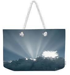 Lightplay Weekender Tote Bag by Amar Sheow
