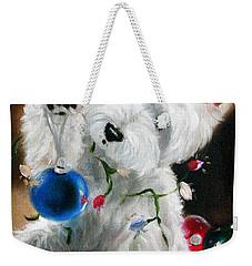 Lights And Balls Weekender Tote Bag