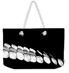 Weekender Tote Bag featuring the photograph Lights Camera Action by Matt Harang