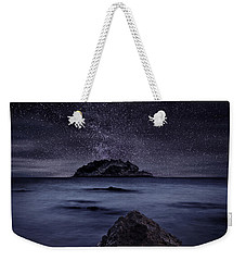 Lights Of The Past Weekender Tote Bag