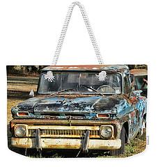 Like A Rock Weekender Tote Bag
