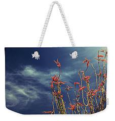 Like Flying Amongst The Clouds Weekender Tote Bag