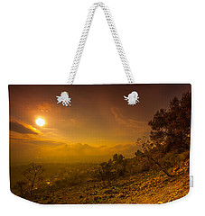 Like Martian View Weekender Tote Bag