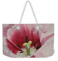 Lilicaea Tulipa Weekender Tote Bag by Claudia Goodell