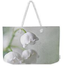 Lilies Of The Valley Weekender Tote Bag